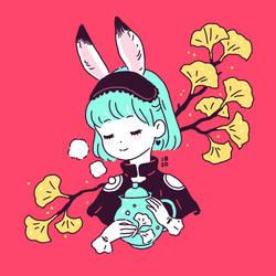 Bunny Maid