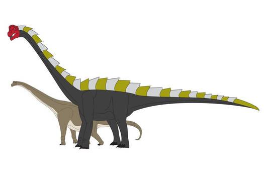 Mutant Brachiosaur