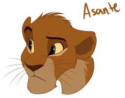 Lil Asante by K-reator