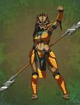 The Huntress (Rework)