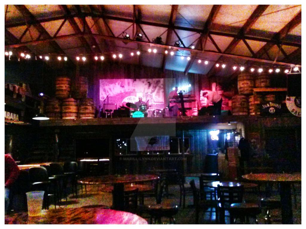jack daniels barrel house saloon by marill lynn on deviantart