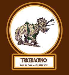 Triceracano