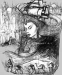 Merchant's daughter by YanaYagori
