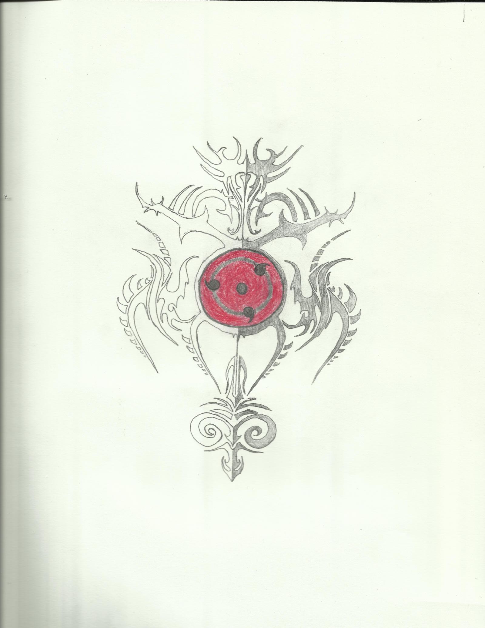 Sharingan Tattoo by Uzumak1Natut0 on DeviantArt