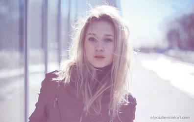 sunny wind by OlyaI