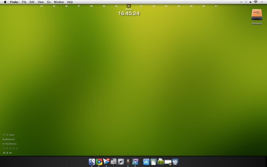 My First Mac SS by palobo