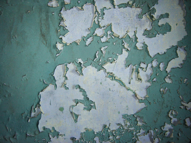 Peeling Paint by mt-stock