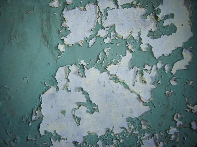 Peeling Paint by mt-stock