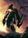 Barbarian Wanderer