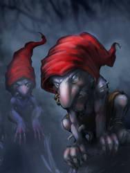 Redcap Assassins by mattforsyth