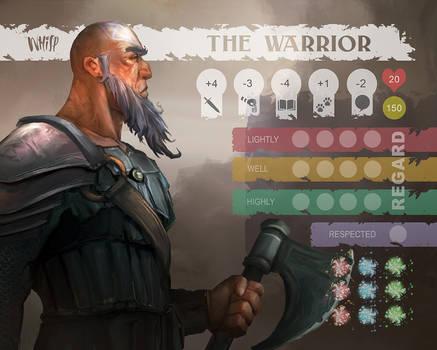 WHISP - THE WARRIOR