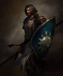 Magnus - Nine Hell Heist Campaign