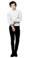 Harry Styles PNG by AleMrsSmile1D