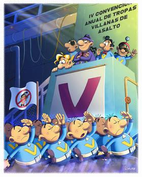Iv Convencion De Tropas Clones Vazquez