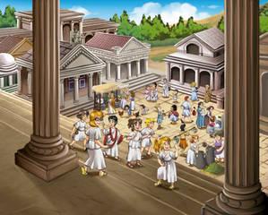 Schlau wie Vier  Folge 18 Altes Rom  Abenteuer