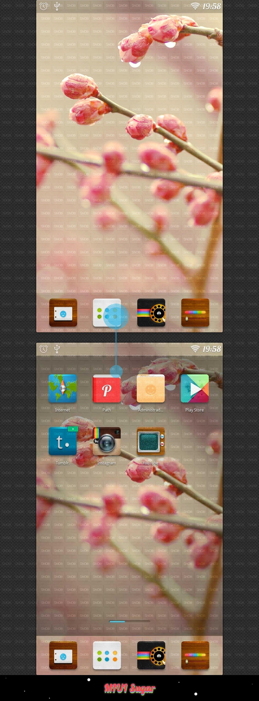 Sugar MIUI PREVIEW by SNOBAwM
