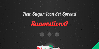 Sugar Icons 1.4 - Suggestions? by SNOBAwM