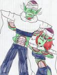 Piccolo gets it