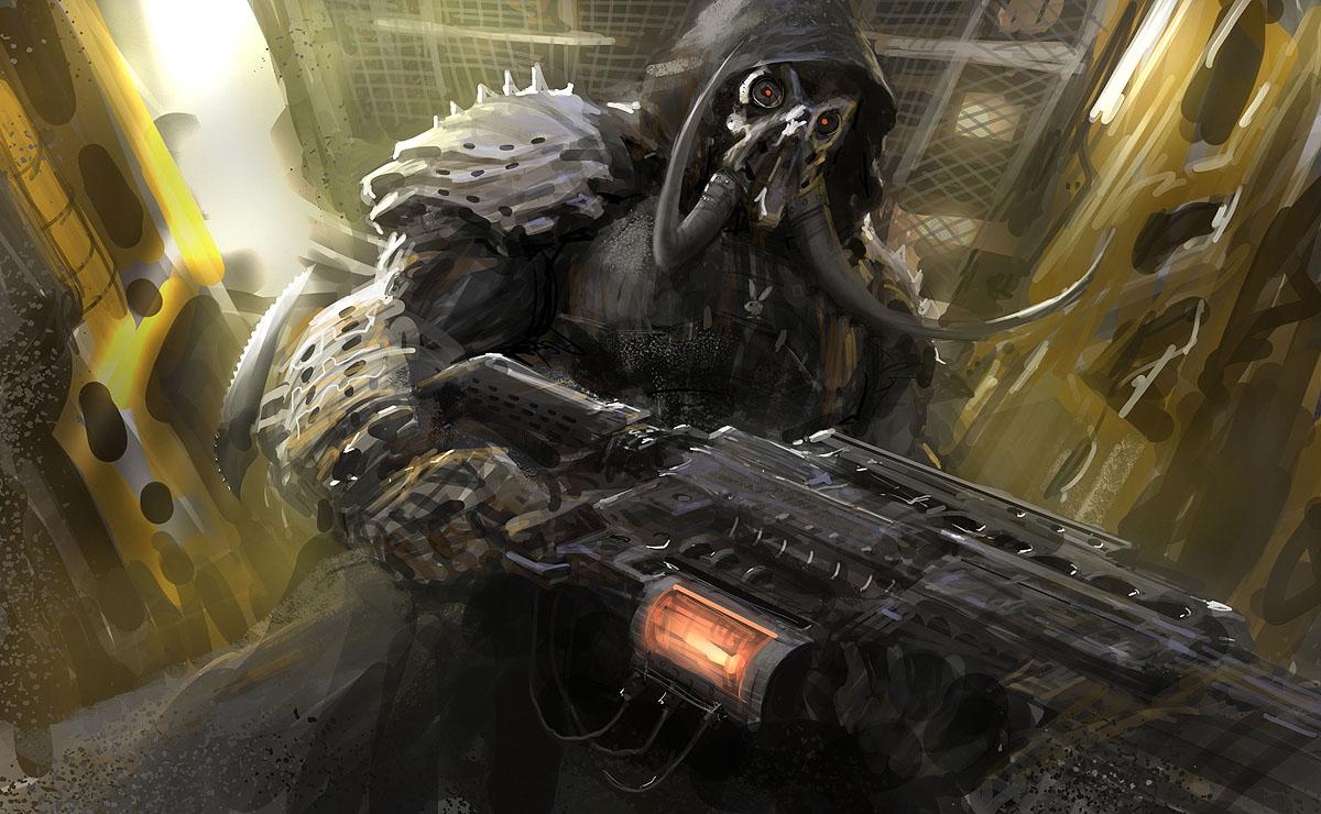 gunman by lingy-0