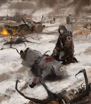 Journey series, after battle