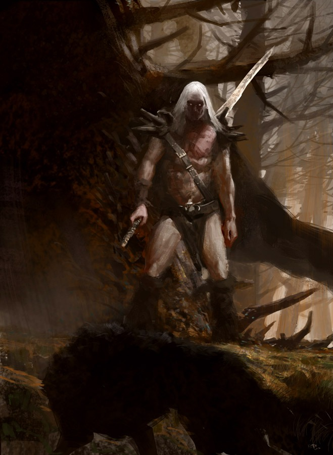 dark forest by lingy-0