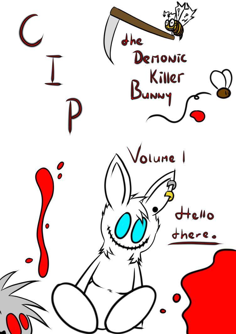 Cip Vol1 Front page by Devilia666