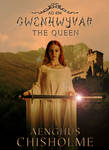 Ghenhwyvar: The Queen - Book Cover Contest by Freijo