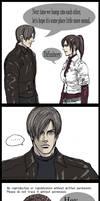 Leon's Kidding
