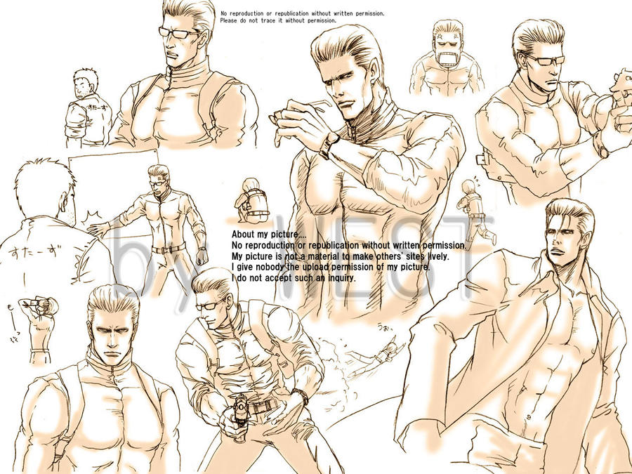Wesker's by wesvin
