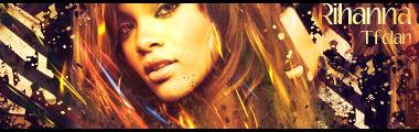 Rihanna stock c4d sig