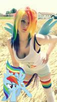 Rainbow Dash!! by Petunia43