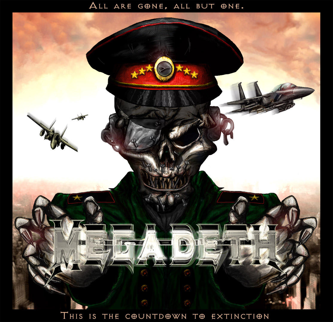 Vic Rattlehead Redesign MkIII by Colej-uk