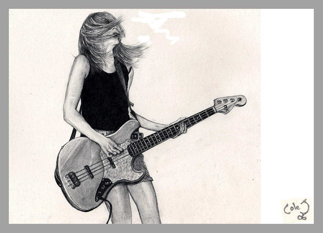 The Subways - Charlotte Cooper by ~Colej-uk on deviantART
