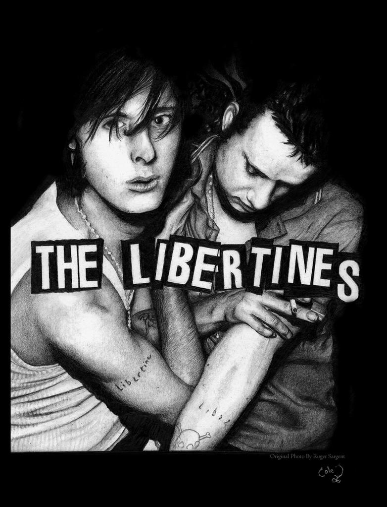 The Libertines - BoundTogether by Colej-uk