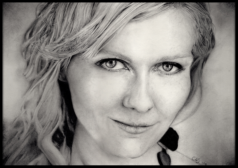 Kirsten Dunst by Colej-uk