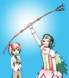 Madoka and N