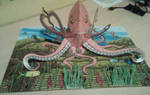 Pop up Octopus by tonetto17