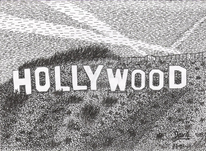 Hollywood by tonetto17