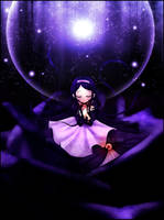 .::Black Rose::. by LeiC