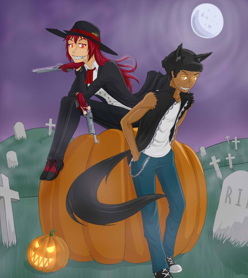 Happy Halloween Fools by Raphael7
