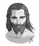 [Dragon Age] Blackwall - Thom Rainier by LRTrevelyan