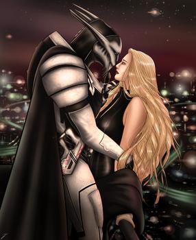 [Saren Arterius and Kirsen Shepard] I'm yours