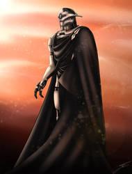 [Mass Effect] Saren Arterius by LRTrevelyan
