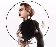 [Mass Effect 3] Jack