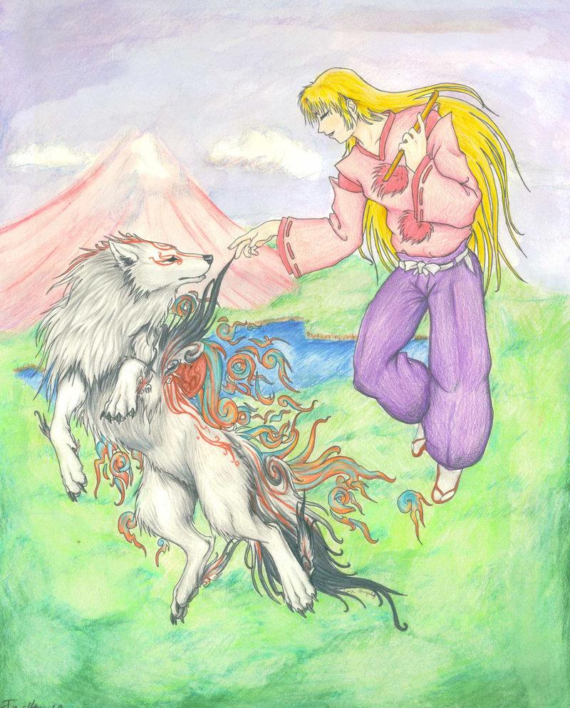 Celestial Beings by Indigo-Maverick