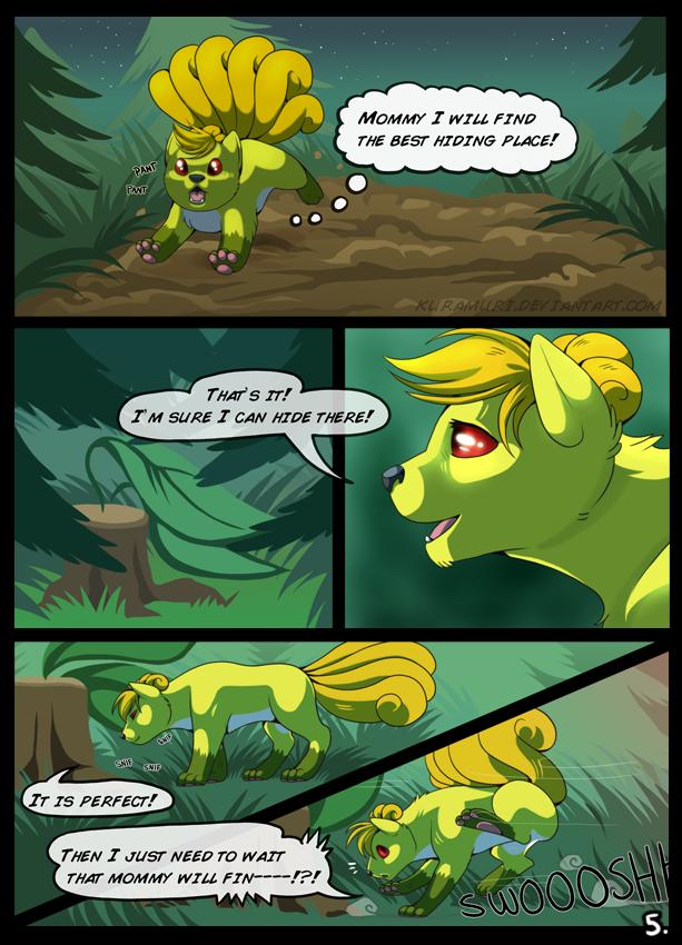 Heart Amethyst Pokemon Comic Page 5 By Pokemura On Deviantart