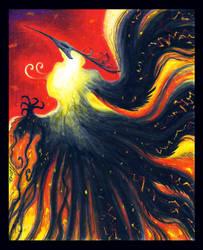 T : The Phoenix by ArtemisiaDark