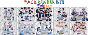 2017311 PACK RENDER BTS OK TEAM by okteam