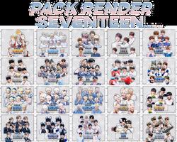 20170720 PACK RENDER SEVENTEEN OKTEAM ((= by okteam
