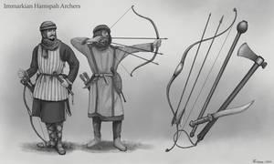 Hamspah Archers (Project Tyrannoc)